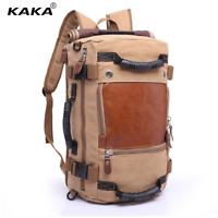 KAKA Brand Stylish Travel Large Capacity Backpack Male Luggage Shoulder Bag Comp