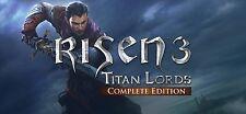 RISEN 3: TITAN LORDS COMPLETE EDITION - Steam key Gioco PC Game - ITALIANO - ROW