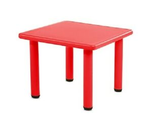 Kids Indoor/Outdoor Table - Various Colours