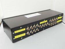 Black Box RGB switcher 4 to 1