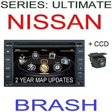for Nissan Y61 Patrol 2013-2015 Dvd Gps Ozi Nav B/Tooth & Camera Plug N Play