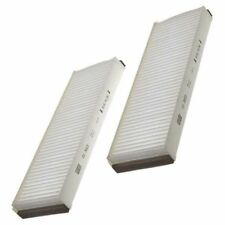 Mann Cabin Pollen Air Filter Set Of 2 Audi R8 Spyder A6 Allroad 4FH 4F5 4F2 C6
