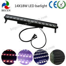 CE RoSH Approved 14x6in1 Pixel Bar Led Wall Washer Lights For DJ Party Club 2pcs