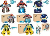 Transformers Rescue Bots Energize Ages 3+ Heatwave Optimus Prime Chase Bumblebee