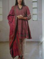 Original khaadi embroidered PV shalwar kameez Gul ahmed maria B sana safina M
