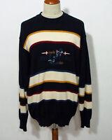 Paul & Shark Feinstrick Pullover Grösse XL Herren Schurwolle L082