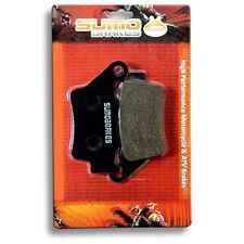 Yamaha Rear Brake Pads TT600 E (1996-2001) R (1997-2004) MT-03(660cc)(2006-2012)