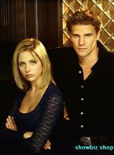 Buffy Angel Poster 24x36