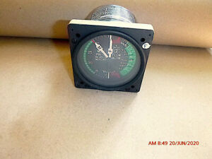 New Beechcraft Edo-Aire Manifold Pressure / Fuel FLow Gauge