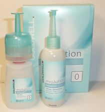 Goldwell Evolution Perm No. 0 for hard to Perm und bright Natural hair Set