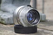 Voigtländer Lanthar 1:2,8/50mm für M39   Vintage lens