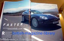 Evo Magazine 89 - Jaguar XK - Lamborghini Gallardo Spyder