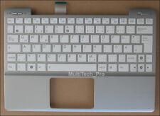 DE Tastatur für Asus Netbook EeePC 1018P 1018PB Silber/Weiß MP-10B66D0-528