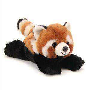 "HUG'EMS MINI RED PANDA PLUSH SOFT TOY 7"" STUFFED ANIMAL BY WILD REPUBLIC - BNWT"