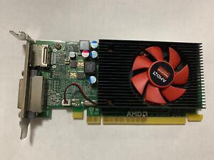 Used Dell AMD Radeon R5 340X 2GB PCI-E x16 109-C87051-00 Low Profile  X0CVJ