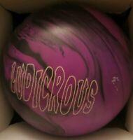 15lb Radical Ludicrous Solid Bowling Ball