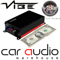 Vibe POWERBOX 400.1M-V7 - 800 Watts Monoblock Class D Compact Car Amp Amplifier