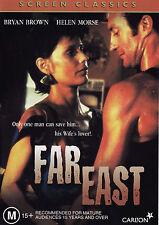 FAR EAST  Bryan Brown / Helen Morse DVD R4  PAL