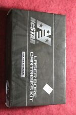 NcStar Red Laser Cartridge Boresighter Set for 20 Calibers 223 308 30-06 7mm New