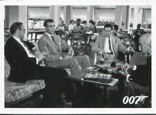 James Bond 50th Anniversary Series 1 Dr. No Throwback Movie Card #031