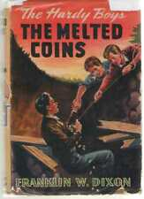 Hardy Boys #23 - The Melted Coins by Franklin W. Dixon First Edition 1944A-1