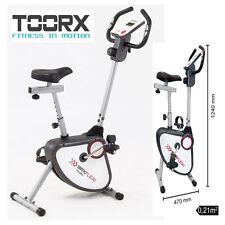 TOORX - BRX FLEXI - Cyclette MAGNETICA SALVASPAZIO RICHIUDIBILE Volano 6KG