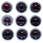 Universal Car Boost PSI/Water/Oil Temp/Pressure/Tachometer/Volt/AFR/EGT Gauge