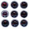 """2"""" 52mm Led Car Boost PSI/Water/Oil Temp/Pressure/Tachometer/Volt/AFR/EGT Gauge"""