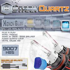 35W 55W Xenon HID Bulbs High Low Beam Head Light - 9007 Replacement Pair 10000K