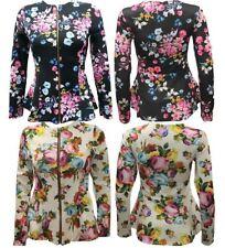 Blazer Regular Machine Washable Coats & Jackets for Women