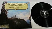 Johannes Brahms Konzert para Piano Nummer / n° 2 LP Vinyl VG + Spanisch Ed