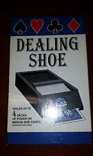 Jax card dealing shoe, New Fast Ship