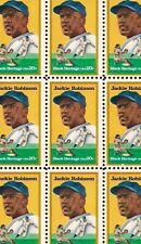 1982 - JACKIE ROBINSON - #2016 Full Mint -MNH- Sheet of 50 Postage Stamps