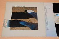 BATTISTI LP E GIA 1°ST ORIG 1982 AUDIOFILI NM !! GATEFOLD+INNER !!!!!!!!!!!!NM