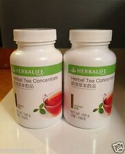 2 x HERBALIFE INSTANT HERBAL TEA BEVERAGE 100g - ORIGINAL
