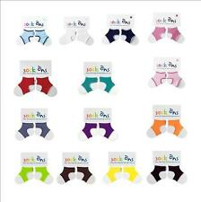 Sock Ons Sock Keepers Size 6-12 Months - Choose Your Colour - QUICK DISPATCH!