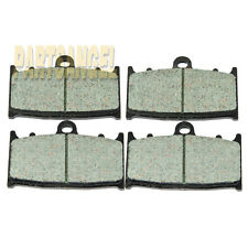 Front Carbon Brake Pads For Suzuki GSX-R 600 GSX-R 750 GSXR 750