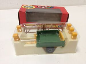 Britains Authentic Farm Models Tipping Trailer 1:32 9565 - Boxed
