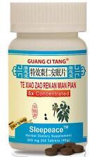 Guang Ci Tang, Te Xiao Zao Ren An Mian Pian,  Sleepeace, 200 mg, 200 ct