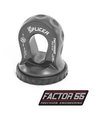 Factor 55 Splicer Shackle Mount Thimble - Gray 00352-06