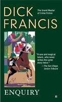 Enquiry Mass Market Paperbound Dick Francis