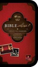 Audio CD NLT Bible Alive! Complete Dramatized  61 CDs New Living Translations