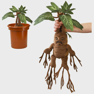 Harry Potter Mandrake Interactive Electronic Plush Noble Collection