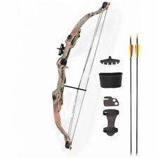 ASD Archery Childs / Kids Compound Bow & Arrow Package Set 20 lbs ** Camo **