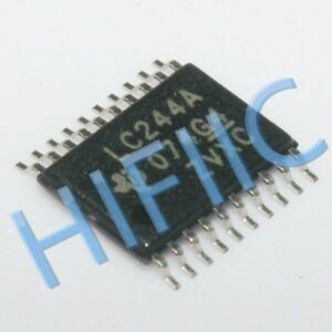 10PCS SN74LVC244APW LC244A Octal buffer/line driver;3-state SSOP20