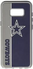 Samsung Galaxy S8 PLUS Dallas Cowboys Bold Dual Hybrid 2 Piece Case NF