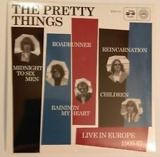 "PRETTY THINGS ""LIVE IN EUROPE 1966-7"" RSD 2018 MONO EP SEALED VINYL 7"" MINT"
