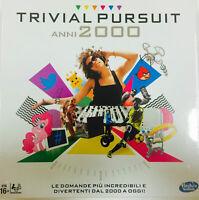 trivial pursuit anni 2000 gioco da tavolo hasbro