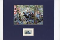 "Gettysburg - ""Chamberlain's Charge"" & the 100th Anniversary of the battle stamp"