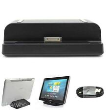 Hot Data Sync Charger Cradle Docking Station with Cable for Samsung Galaxy Tab 2